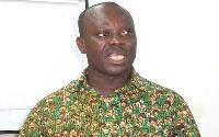 Chief Executive of the Chamber of Pharmacy-Ghana, Anthony Ameka