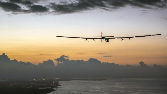 Solar Impulse 2 took off from Abu Dhabi on March 9