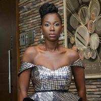 Actress Ama K. Abebrese