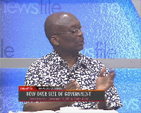 Kweku Baako, Editor-in-Chief - New Crusading Guide