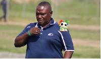 Jimmy Cobblah, Black Satellites head coach