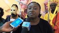 Head of Marketing at StarTimes Ghana, Akofa Dzankui