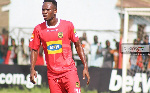 Kotoko midfielder heading to French club for free - Reports
