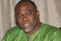 Dr. Ekow Spio-Grabrah is a flag bearer aspirant of the NDC