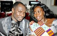 Prophet Emmanuel Badu Kobi and wife,  Mama Gloria