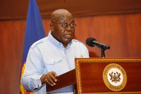 Remind Ghanaians of 'the bleak' situation we inherited – Akufo-Addo to NPP communicators