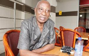 Major Osahene Boakye Gyan (rtd)