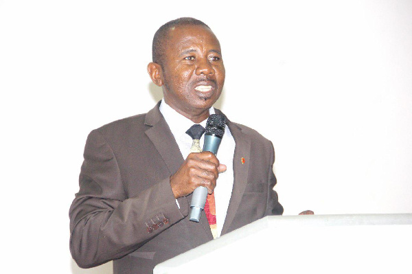 Let's make drug use as a public health issue – Michael Addo
