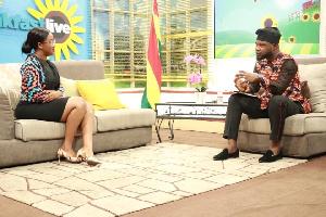 Lilipearl Baaba Otoo spoke to TV Africa in an interview