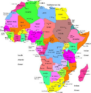 File photo: The African continent