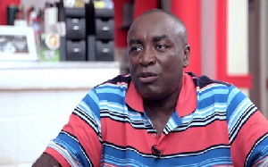 Kwabena Agyapong has been suspended indefinitely by NPP