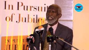 Prof. Stephen Adei 10