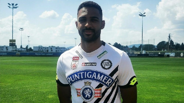 Ghanaian Defender Gregory Wuthrich Makes Debut For Sturm Graz