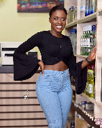 'My husband has to pay a second bride price'- Fella Makafui