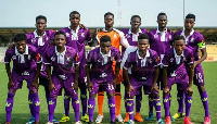 Vision FC players