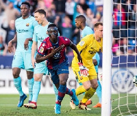 Emmanuel Boateng will be out for a while