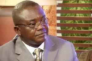 Professor Edward Dua Agyeman