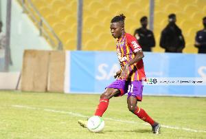 Salifu Ibrahim explains why he chose Hearts of Oak over Medeama