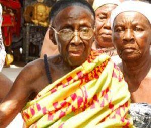Nana Afia Kobi Serwaa Apem II,1977-2016