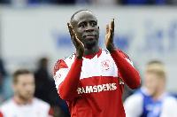 Ghana winger Albert Adomah