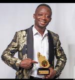 PO Kwabenya Donkor won Gospel Song of the Year
