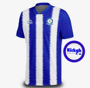 Accra Great Olympics jersey