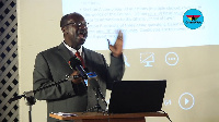 Prof. Stephen Kwaku Asare
