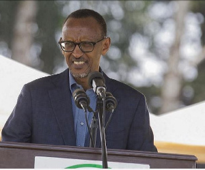 Paul Kagame   Lybia Asylum