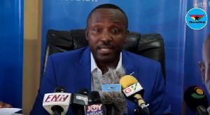 NPP Acting General Secretary, John Boadu