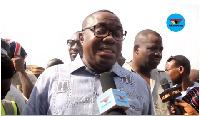 NDC Chairman Samuel Ofosu Ampofo