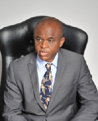 Chief Executive Officer of GRIDco, William Amuna