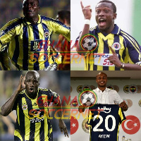 All four Ghanaian players who have played for Fenerbahce