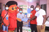 Prudential Life Insurance Ghana partners United Way Ghana to support the vulnerable
