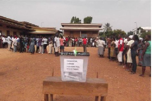 Ghana goes to the polls on December 7