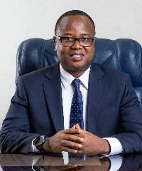 Dr. Maxwell Opoku-Afari, First Deputy Governor of the Bank of Ghana