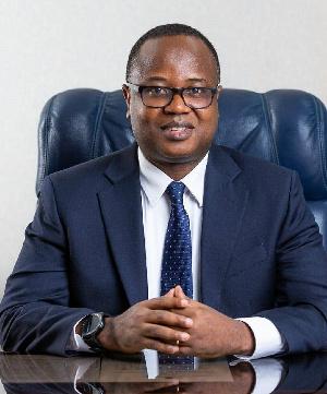 Dr. Maxwell Opoku-Afari, First Deputy Governor of the Bank of Ghana (BoG)