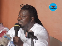 Obour, President of the Musicians Union of Ghana (MUSIGA)