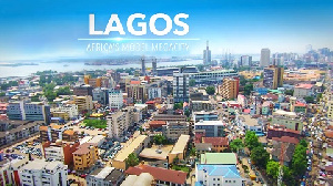 Lagos is Africa's most populous city and Nigeria's commercial hub