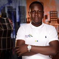 Founder of Riohs Originate fashion school, Richard Ohene Sika