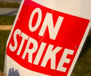 TUTAG embarked on a sit-down strike to press home their demand for improved conditions of service