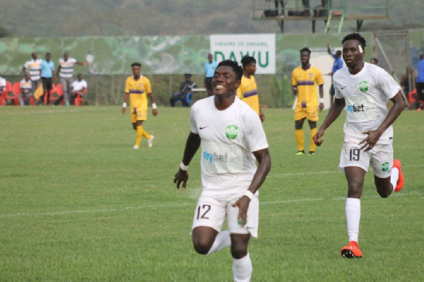 2019/20 GPL week 5 match report: Dreams FC 1-0 Medeama SC