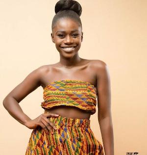 Sarah Odei Amoani, Miss Ghana 2019 - first runner-up