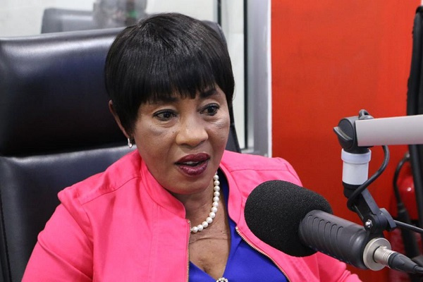 Don't be surprised if Prof. Opoku-Agyemang becomes first female president – Anita Desoso