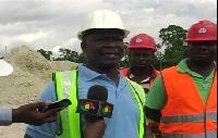 Eastern Regional Director of the EPA, Felix Addo Kyereh