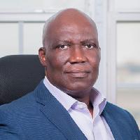 CEO of Dalex Finance, Kenneth Kwamena Thompson