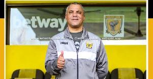 Ricardo Da Rocha, former Ashantigold coach