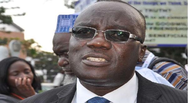 Suspended NPP General Secretary, Kwadwo Owusu Afriyie