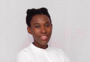 Emily Esenam Akumah, author