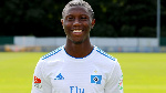 Promoted Aaron Opoku debuts for Hamburg first team in German second-tier league