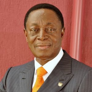Former finance minister, Dr Kwabena Duffuor
